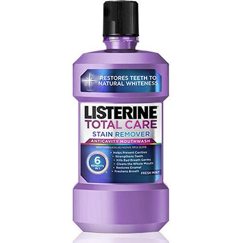"<i>Listerine Total Care Stain Remover Anticavity Mouthwash, <a href=""http://www.kmart.com/listerine-total-care-plus-whit"