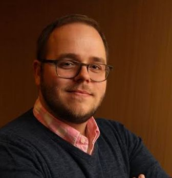 Jared Fox, the first LBGT liaison for New York City schools.