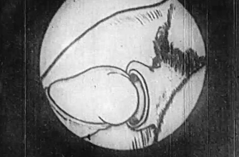 """A clip from """"Les Misadventures de Monsieur Gross' Bitt."""""""