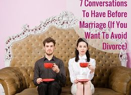 7 Conversations To Have Before Marriage (If You Want To Avoid Divorce)