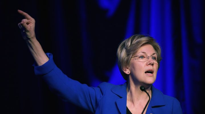 Elizabeth Warren: American Justice Is 'Rigged' In Favor Of The Rich