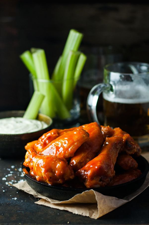 "<strong>Get the <a href=""http://www.recipetineats.com/truly-crispy-oven-baked-buffalo-wings-my-wings-cookbook/"" target=""_blan"