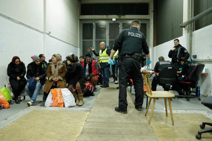 Swedish politicians are pressuring the government to start carrying out medical tests to vet the age of young refugees. Polic