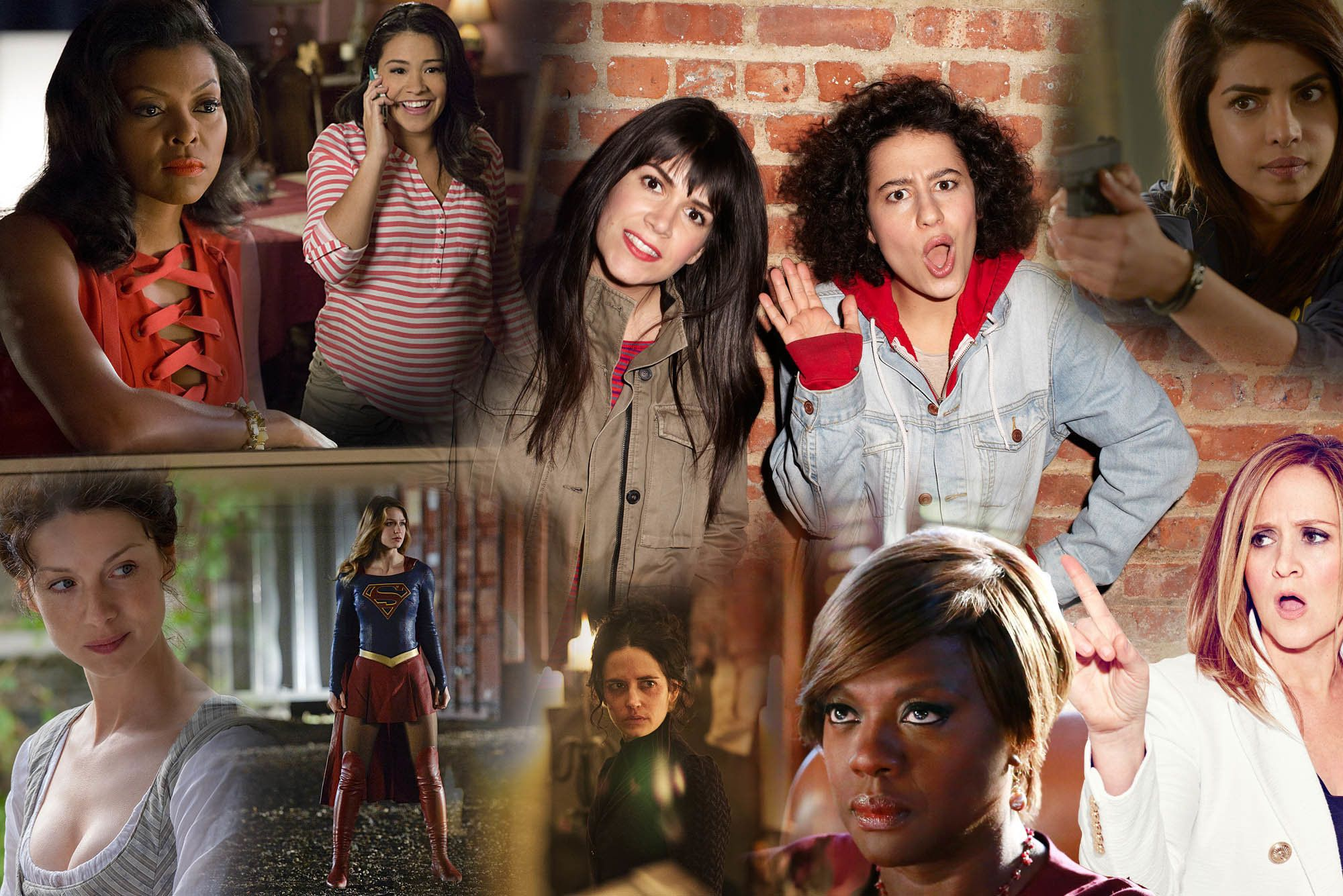 This year is an amazing time for women on TV.