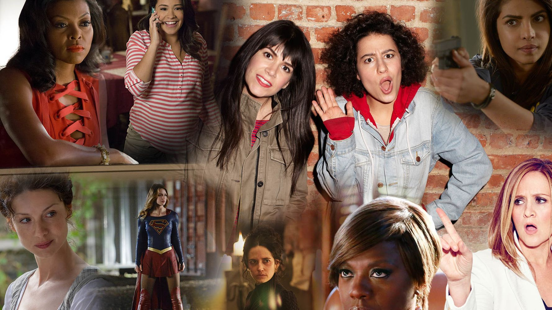 Your 2016 Guide To The Best Female Led Shows On Tv Huffpost