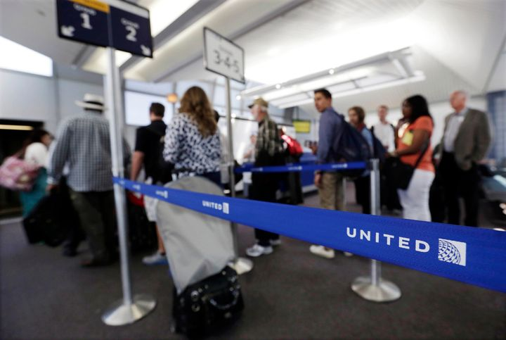 United Airlines reversed a4-year-old policy and will now allow families to board early.