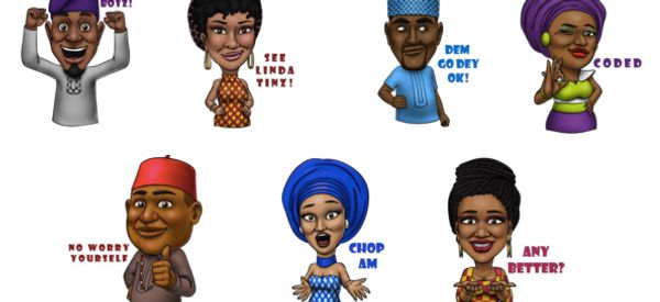 The Emoji App Every African Millennial Needs On Their Phone