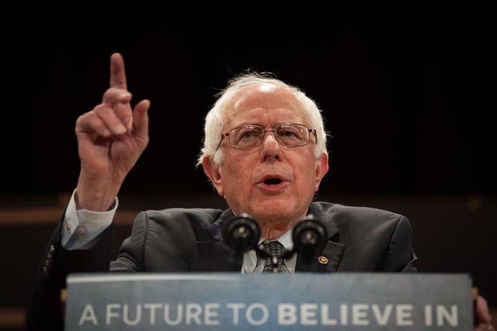 Bernie Sanders, better atinspiration than arithmetic?