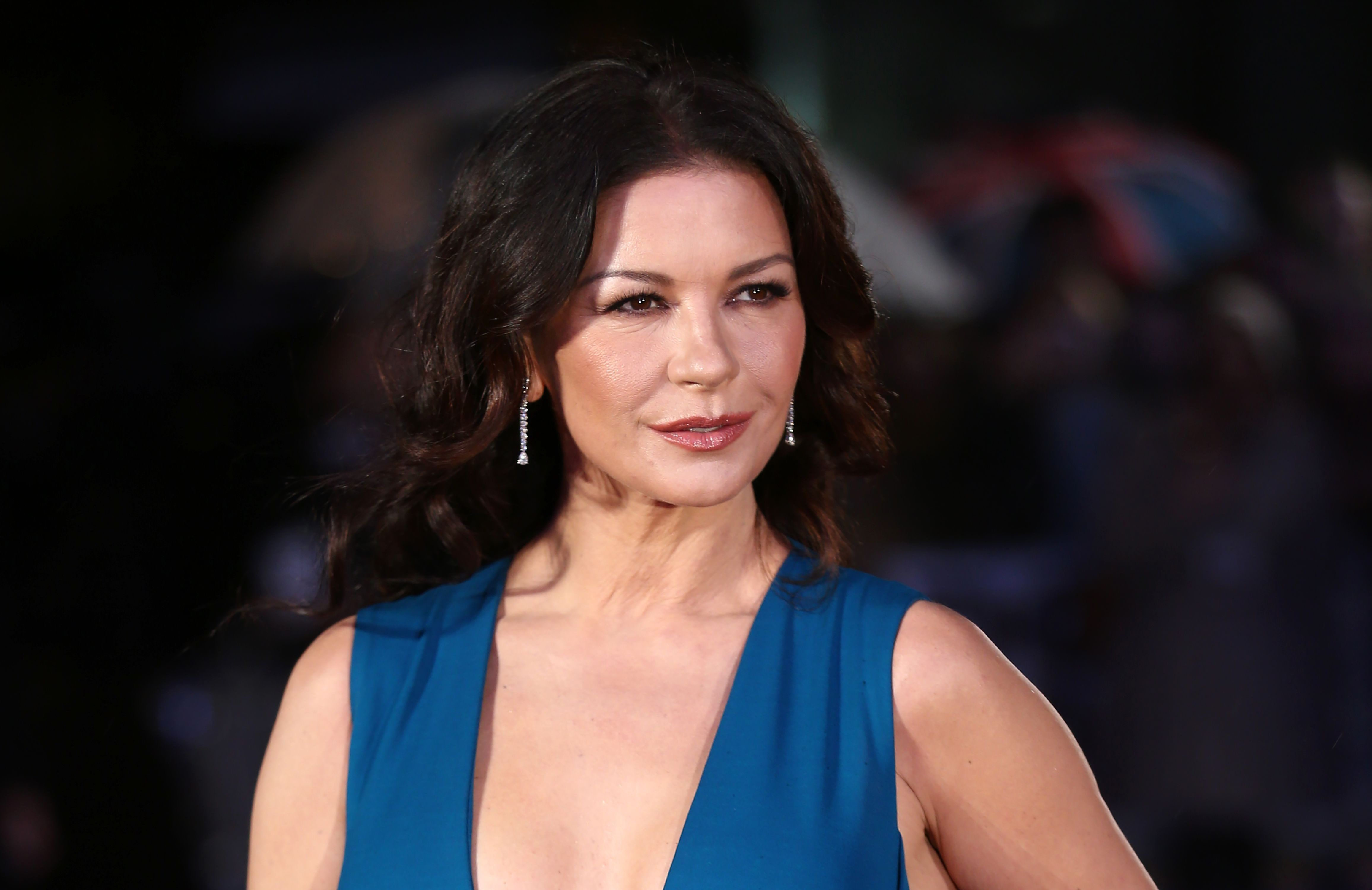 Catherine Zeta-Jones thinks we need to try a little harder at marriage.