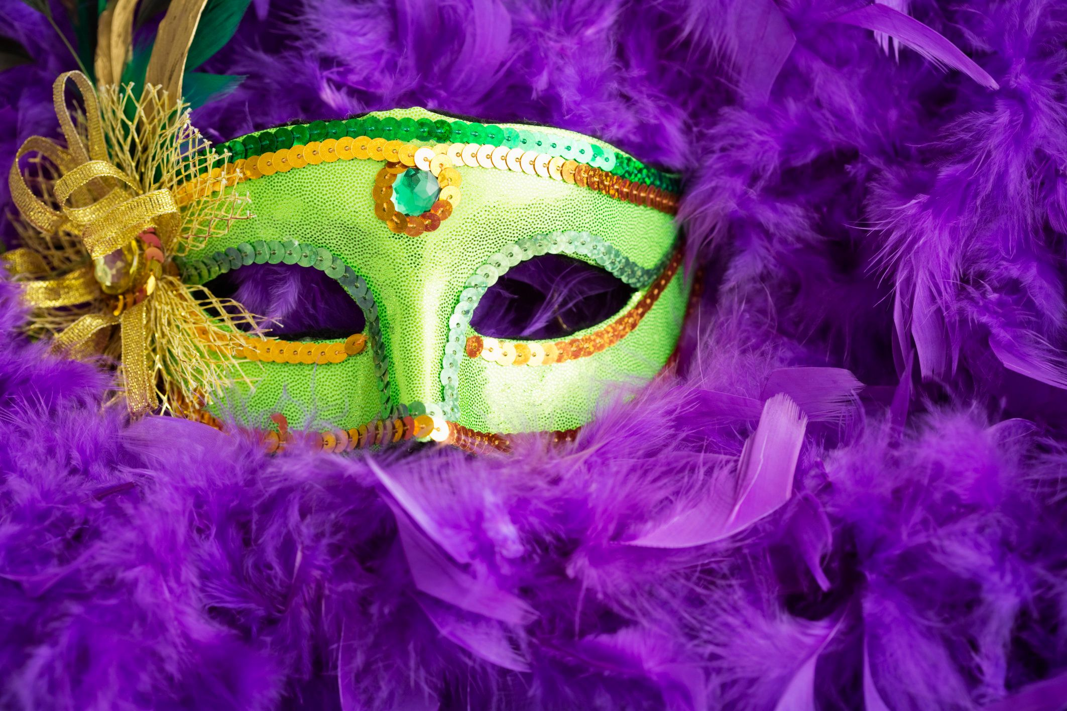 Mardi Gras falls on Tuesday February 9 this year.