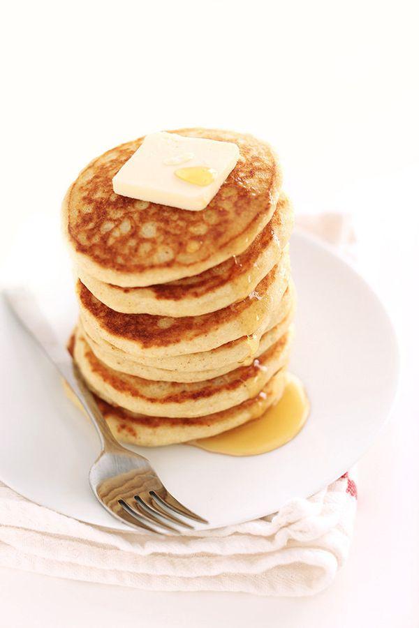 "<strong>Get the <a href=""http://minimalistbaker.com/gluten-free-pancake-mix/"" target=""_blank"">Gluten-Free Pancake Mix recipe<"