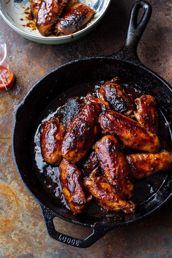 """<strong>Get the <a href=""""http://www.halfbakedharvest.com/hot-wings-cookbook-giveaway/"""" target=""""_blank"""">Hot Wings recipe </a>f"""