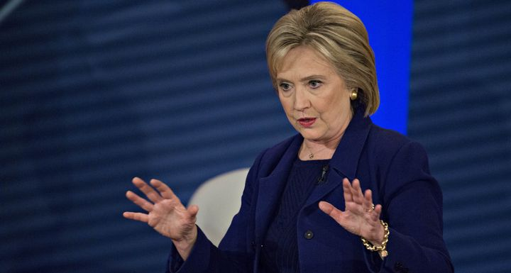 Hillary Clinton has been fending off attacks that she's not progressive enough.