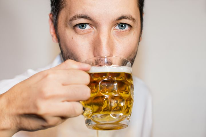 The CDC recently warned women considering getting pregnant to avoid alcohol completely. But what about men?