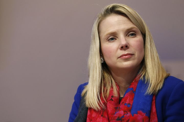 Yahoo CEO Marissa Mayer has said shedoes not think the issue of gender in the workplace is relevant to the technology i