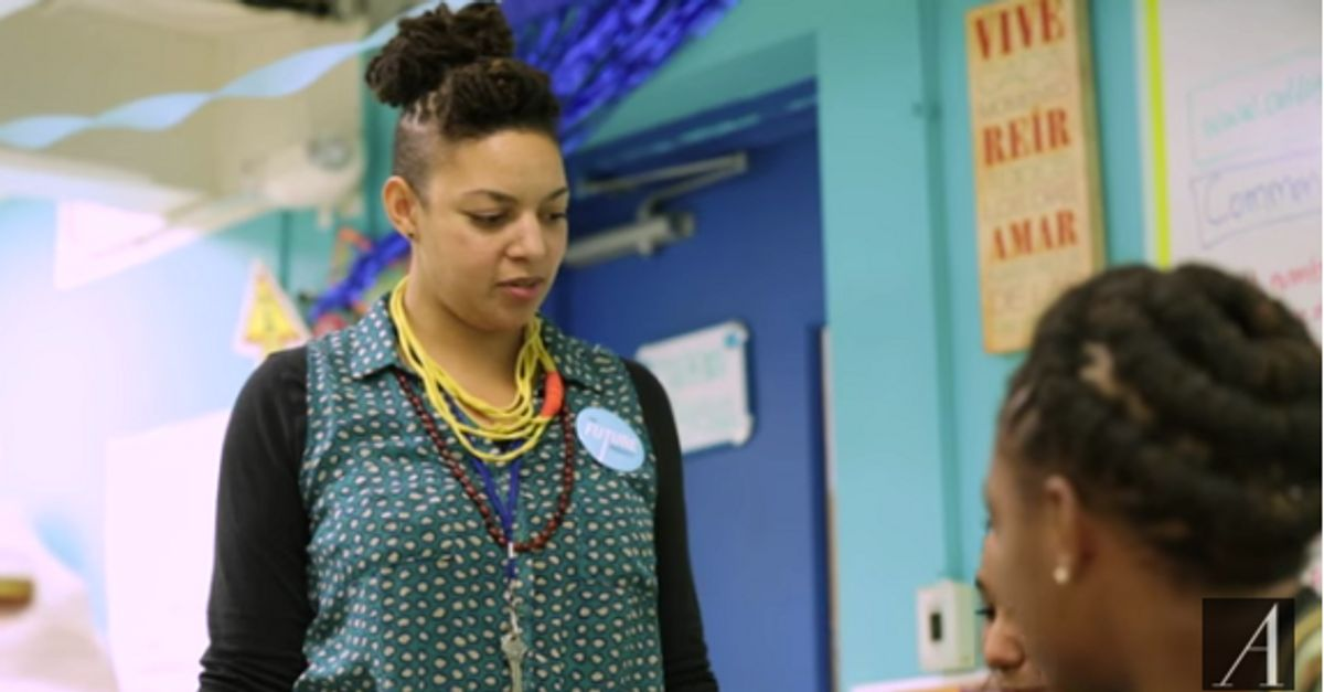 What It Means To Be A 'Dream Director' At One Of D.C.'s Struggling Schools