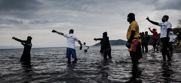 Volunteers Helping Refugees In Greece Fear Government Clampdown