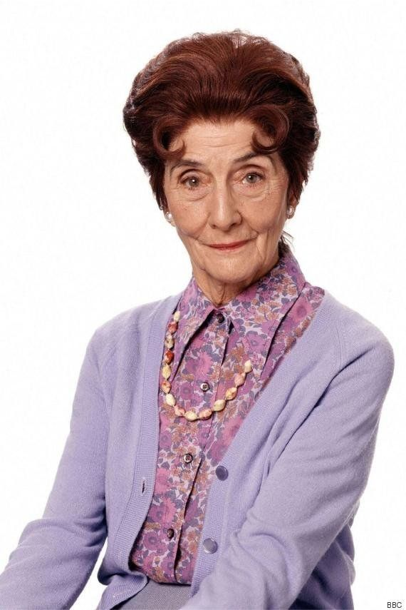 June plays Dot Branning on