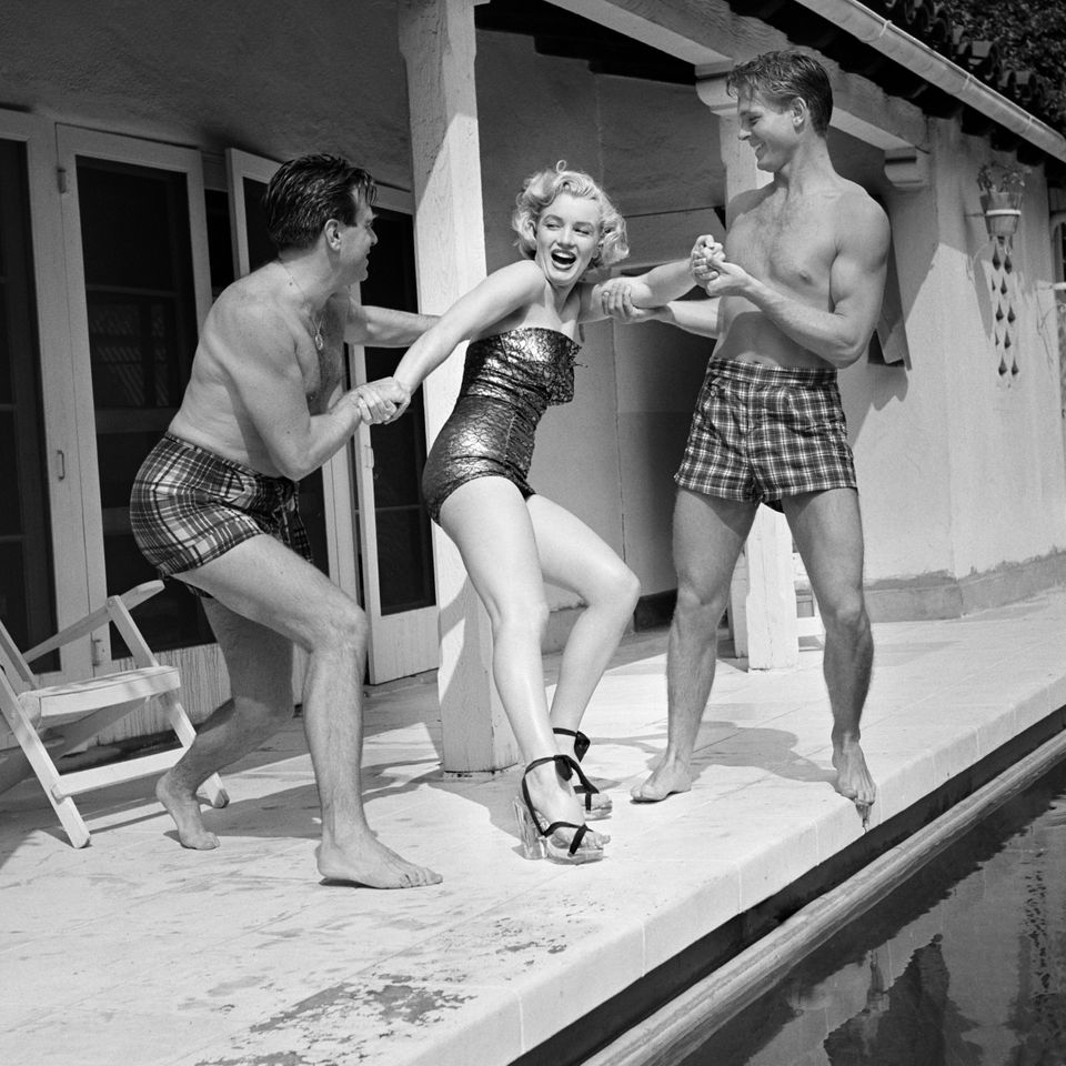 This Is Exactly What I D Like A Home At The Lake To Look: A Visual History Of Marilyn Monroe As A Pin-Up Icon