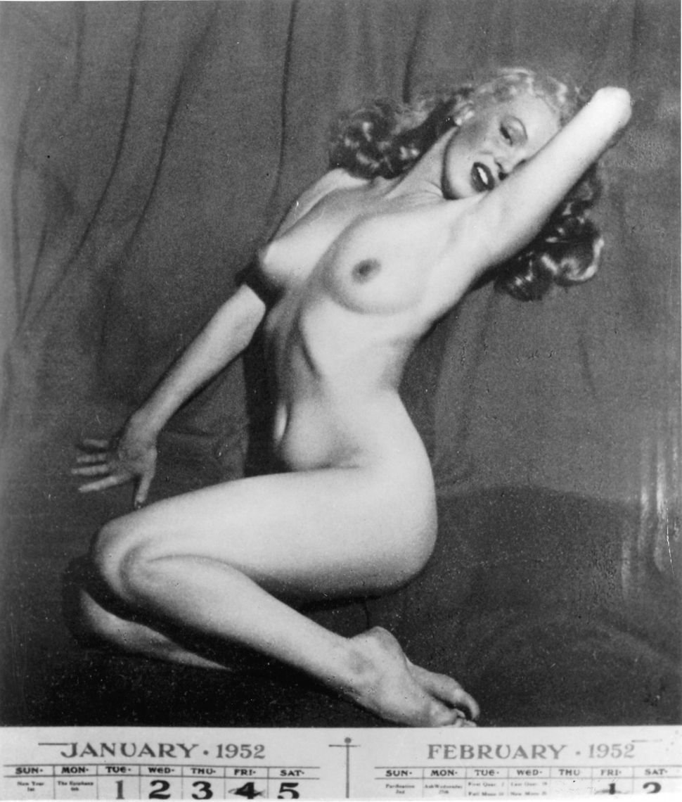 Marilyn Monroe, circa 1952.