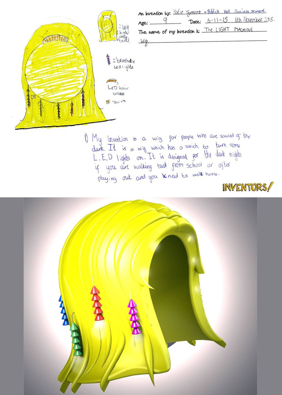 9 awesome inventions courtesy of kids' fascinating imaginations