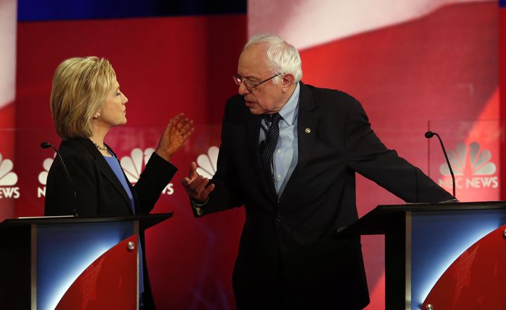 A new poll finds that 41 percent of undecided Democrats would like to see more debates held between Sen. Bernie Sanders (I-Vt