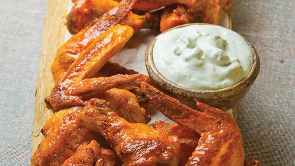 If there is one ingredient that will give wings the perfect combination of spice and tang, it's Frank's RedHot sauce. This re