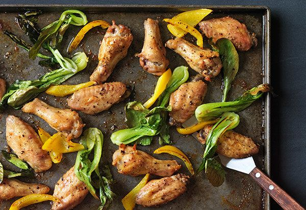 If sauces and marinades are just not your thing, you'll love this ultra-simple rendition, which lets the meat's flavor shine
