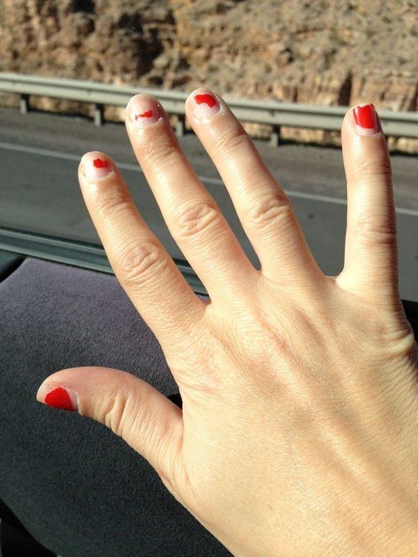 16 tips for growing stronger healthier nails huffpost for How to renew old nail polish