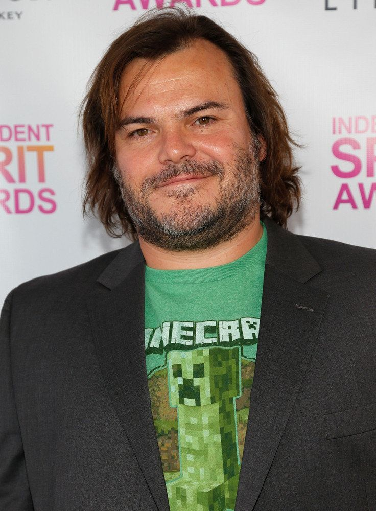 """""""When you think of someone like Jack Black, who has a little bit of a unibrow and an adorable face, a unibrow works on him,"""" said Jennings. """"He has straggly hairs in the middle but he has very good brows. There should be some masculinity left."""""""