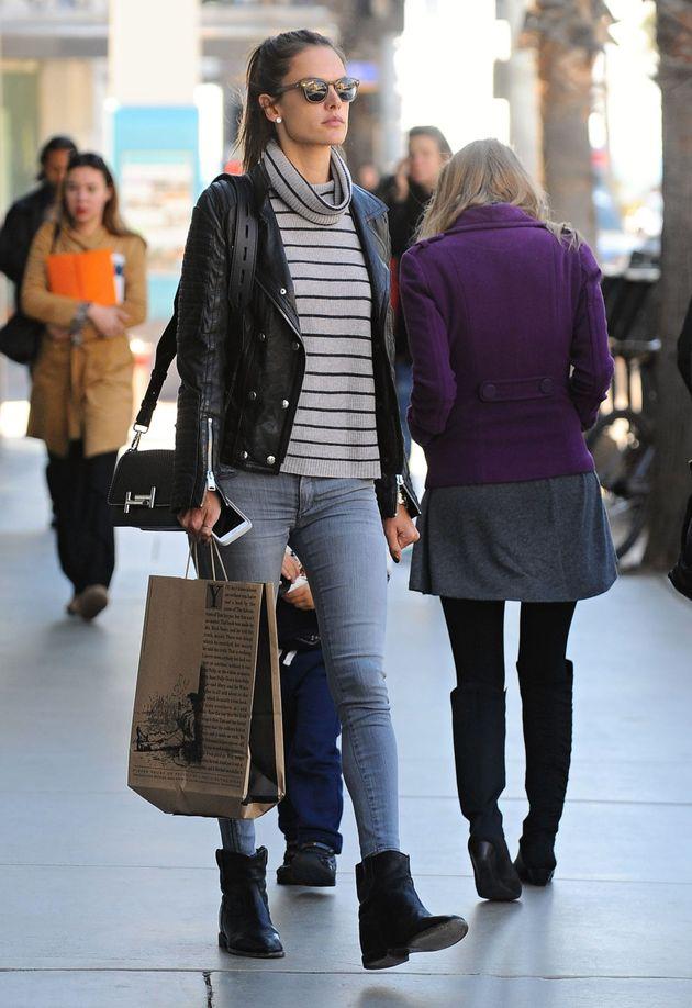 Kourtney Kardashian's American Apparel Shirt Tops Our Cheap Celeb Finds