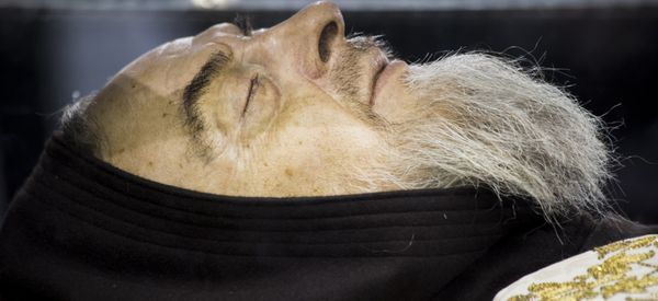 Here's Why The Preserved Body Of This Catholic Saint Is Hitting The Road