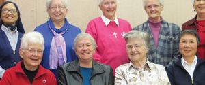 THE NORTHERN CALIFORNIA COALITION OF CATHOLIC SISTERS AGAINST HUMAN TRAFFICKING