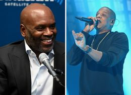 Why L.A. Reid Places Jay Z In The Same League As Mandela And Obama