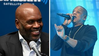 Epic Records CEO L.A. Reid discusses his relationship with Jay Z on HuffPost Live