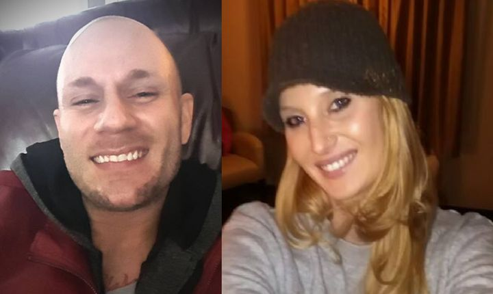 Blake Fitzgerald and Brittany Harper were wanted by police for their alleged involvement in a multi-state crime spree.