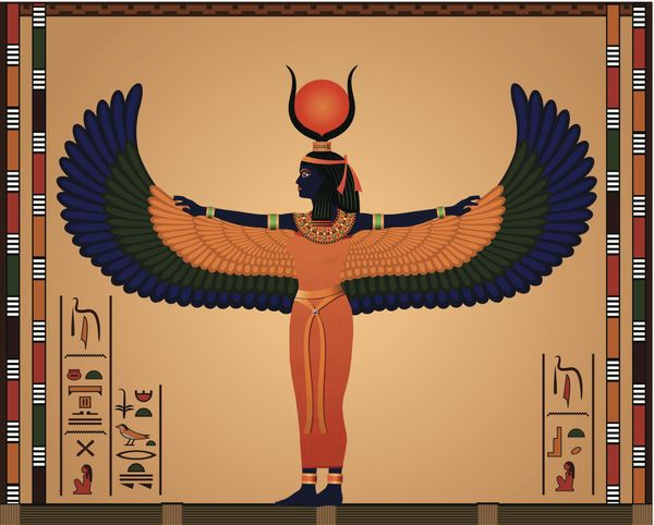 "Isis is one of the most powerful deities in the <a href=""http://www.britannica.com/topic/Isis-Egyptian-goddess"" target="""