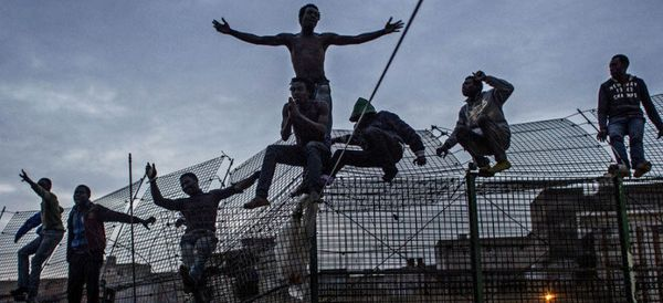 Photographer Documents Harrowing Journey From North Africa Into Spanish Enclaves