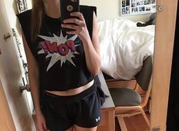 The Outfit That Got This Woman Kicked Out Of Her School's Gym