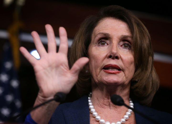 Chris Christie is confident he could charm House Minority Leader Nancy Pelosi (D-Calif.).