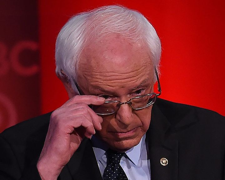 New Hampshire votersresonate with Bernie Sanders' rage against Wall Street.