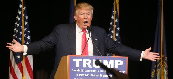 White Nationalists Make Calls For Donald Trump In New Hampshire