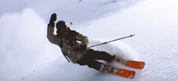 WATCH: Breathtaking 360 Degree Ski Video Made With Just iPhone And String