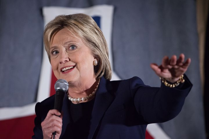 Hillary Clinton vowed that she would not cut Social Security benefits on Friday, assuaging progressive groups that had demand