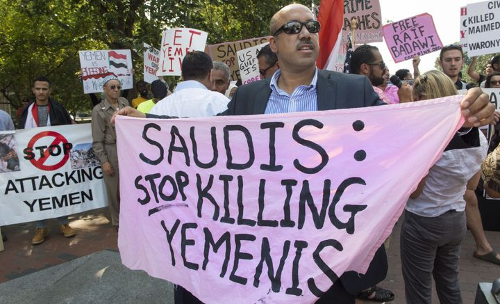 Saudi Arabia is facing increasing criticism for its bloody campaign to restore the government in Yemen.
