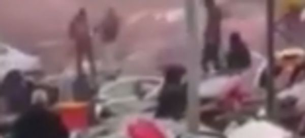 WATCH: Cops Called To Scrapyard 'Riot' Relieved To Find Rap Video Being Filmed