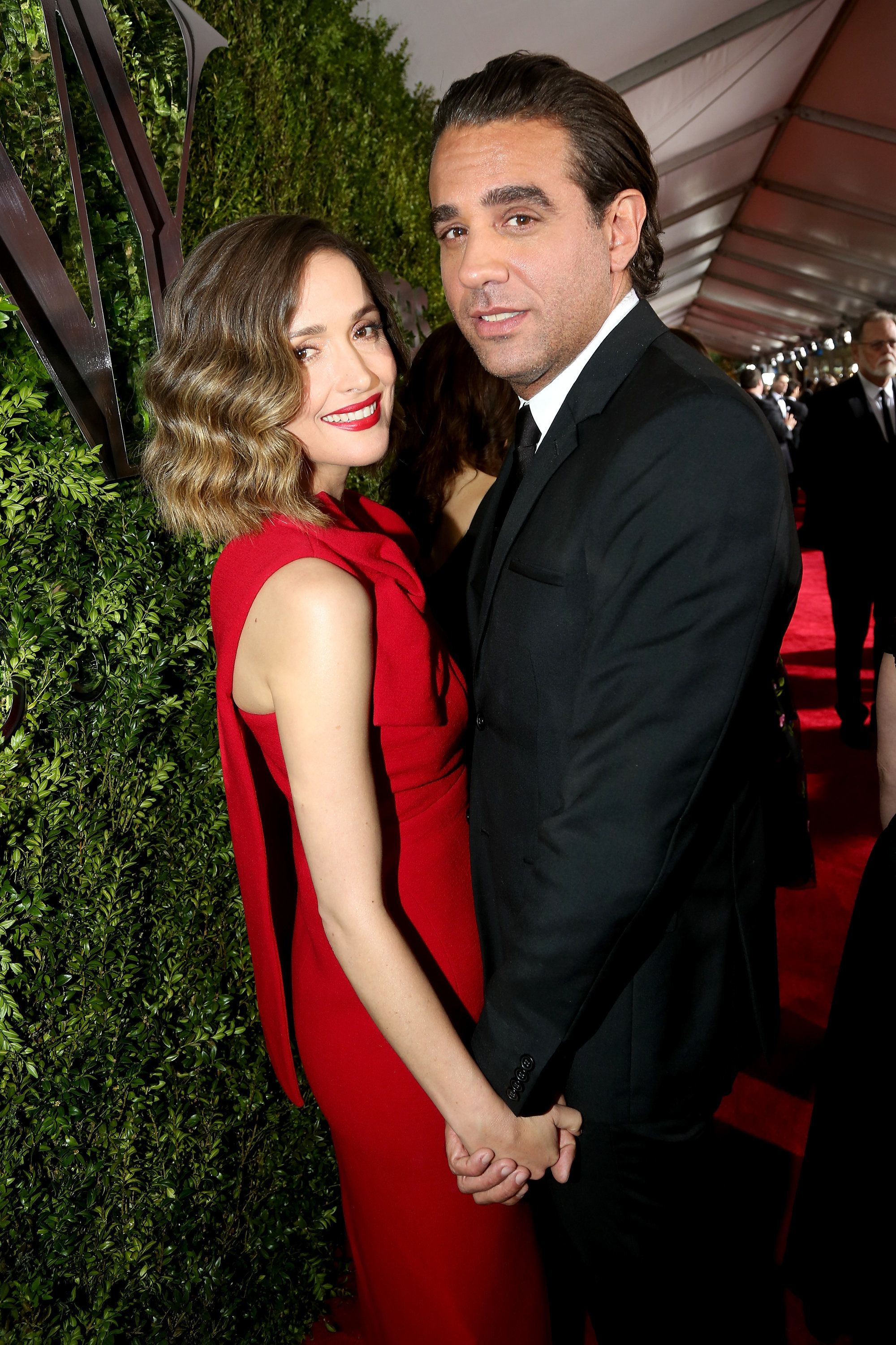 Bobby Cannavale and Rose Byrne welcomed a son last week.