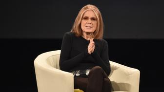 RANCHO PALOS VERDES, CA - FEBRUARY 01:  Gloria Steinem at the 2016 MAKERS Conference at Terranea Resort on February 1, 2016 in Rancho Palos Verdes, California.  (Photo by Alberto E. Rodriguez/Getty Images)