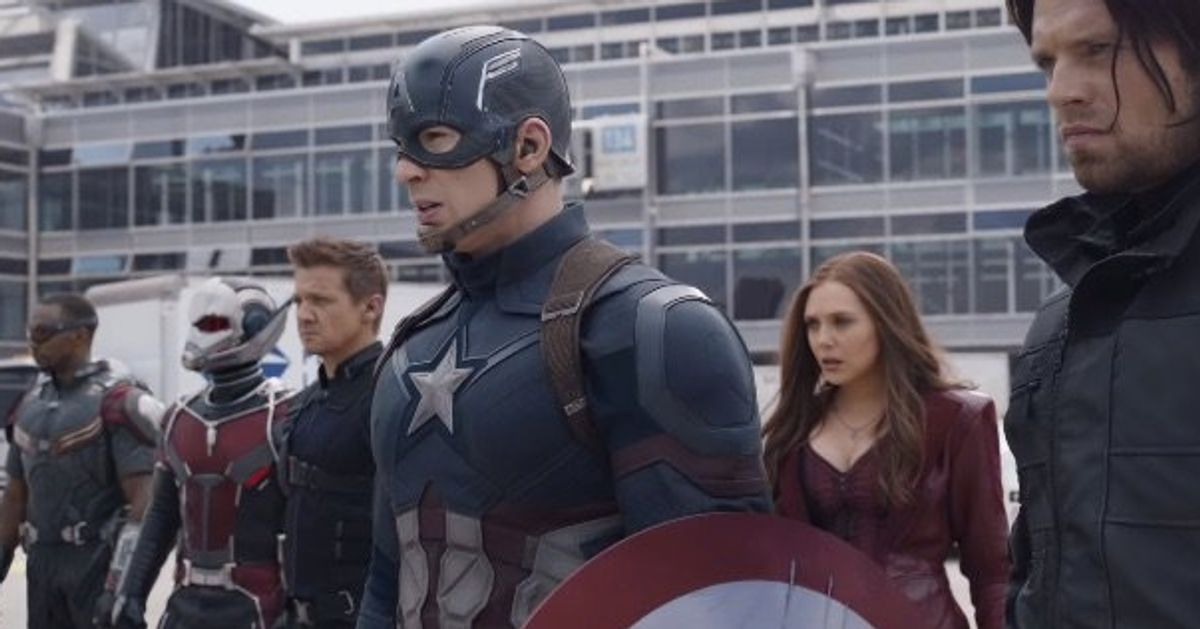 Civil War' Trailer Causes Major Speculation