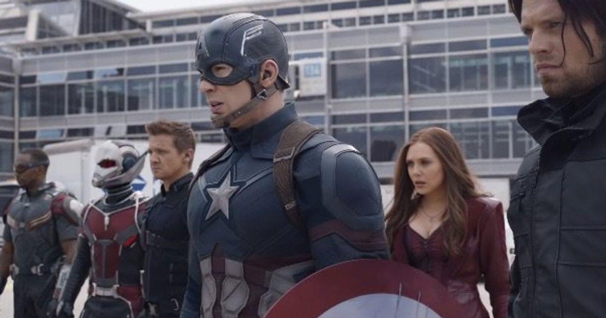 Civil War' Trailer Causes Major Speculation